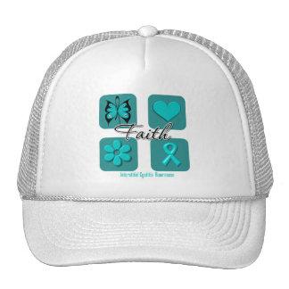 Conciencia intersticial de la cistitis de las insp gorras