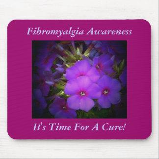Conciencia Mousepad del Fibromyalgia