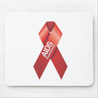 Conciencia Mousepad del SIDA