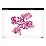 conciencia rosada del cáncer de la cinta del digPi Portátil Skin