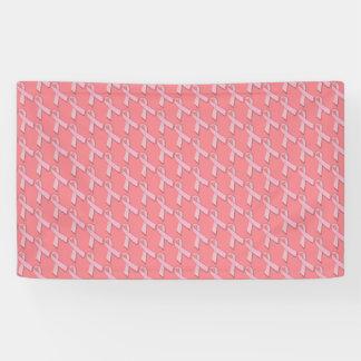 Conciencia rosada elegante del cáncer de pecho de