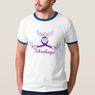 Conciencia y ayuda del Fibromyalgia Remeras