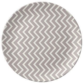 Concienzudo valiente maravilloso asombrosamente plato de cerámica