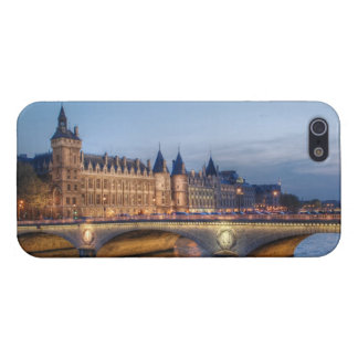 Conciergerie Cover For iPhone 5