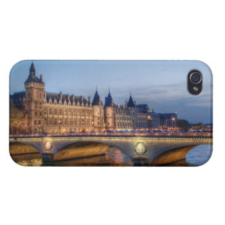 Conciergerie Cases For iPhone 4