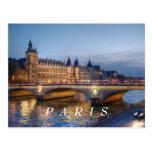 Conciergerie Post Card