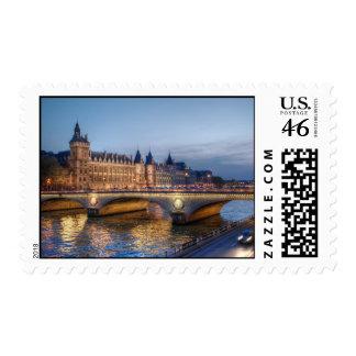 Conciergerie Stamp