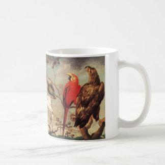 Concierto de pájaros de Francisco Snyders Taza De Café