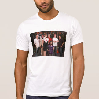 Concierto T'Shirt de las versiones preliminares Playera