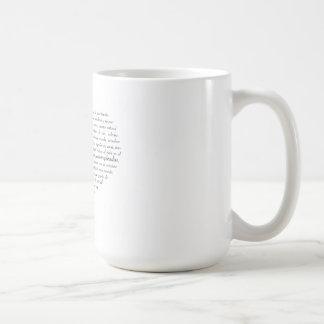 conciliazón taza clásica
