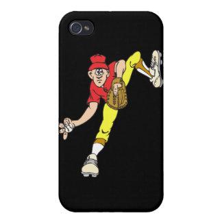 conclusión de la jarra del béisbol iPhone 4/4S funda