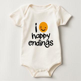 Conclusiones felices mamelucos de bebé