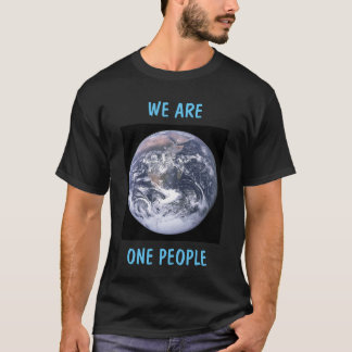 Conclusive Proof We Are One People T-Shirt