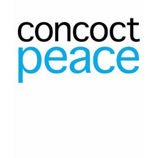 Concoct Peace shirt