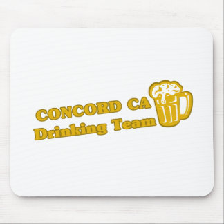 Concord Drinking Team tee shirts Mouse Pad