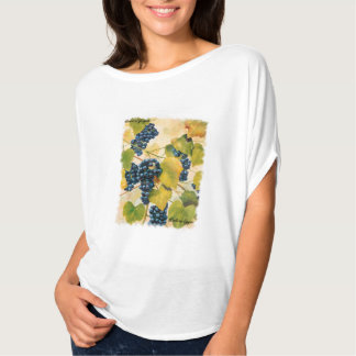 Concord Grapes on the Vine Shirt