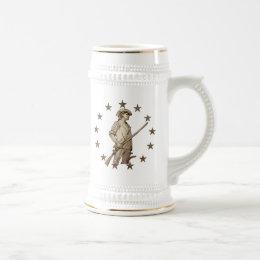 Concord Minuteman Beer Stein