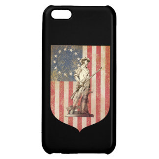 Concord Minuteman Cover For iPhone 5C