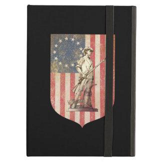 Concord Minuteman iPad Cover