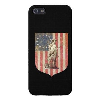 Concord Minuteman iPhone 5/5S Cases