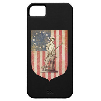Concord Minuteman iPhone 5 Cases