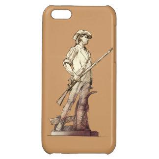 Concord Minuteman iPhone 5C Cases