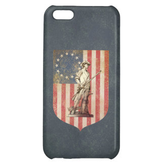 Concord Minuteman iPhone 5C Cover