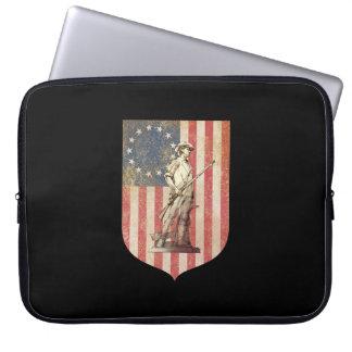 Concord Minuteman Laptop Sleeve