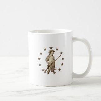 Concord Minuteman Mug