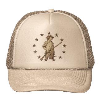 Concord Minuteman Trucker Hat