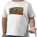 Concord, New Hampshire - Large Letter Scenes Tshirt