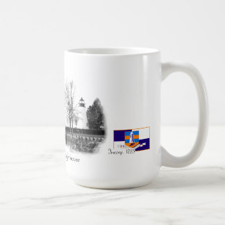 Concord Point Lighthouse, Havre de Grace, Maryland Coffee Mug