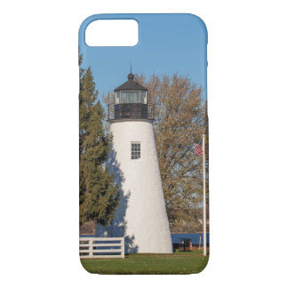 Concord Point Lighthouse iPhone 7 Case