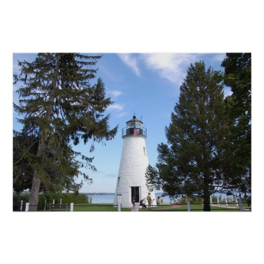 Concord Point Lighthouse Poster