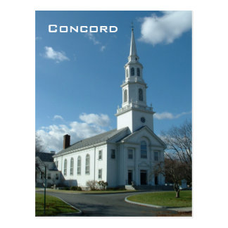 Concord Post Cards