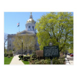 Concord State House , New Hampshire Postcard