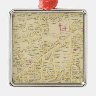 Concord, Ward 4 Metal Ornament