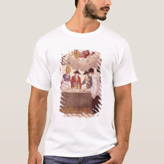 Concordat between Napoleon and Pope Pius VII T-Shirt