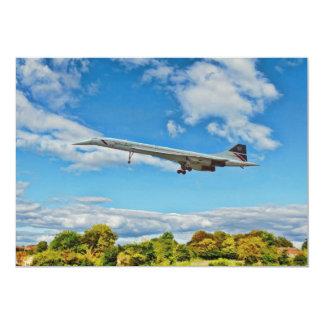 Concorde Card