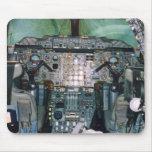 Concorde Cockpit Mousepad