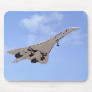 Concorde Mouse Pad