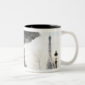 concorde place Two-Tone coffee mug