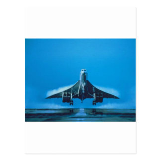CONCORDE SST POST CARDS