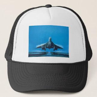 CONCORDE SST TRUCKER HAT