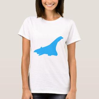 Concorde Supersonic Passenger Jetliner T-Shirt