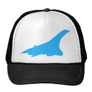 Concorde Supersonic Passenger Jetliner Trucker Hat