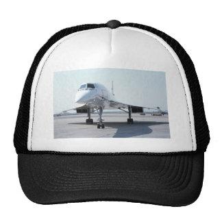 Concorde supersónico gorra