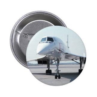 Concorde supersónico pins