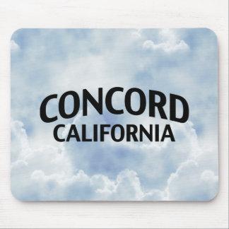 Concordia California Alfombrilla De Ratón