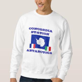 Concordia French Antarctic Station Shirt